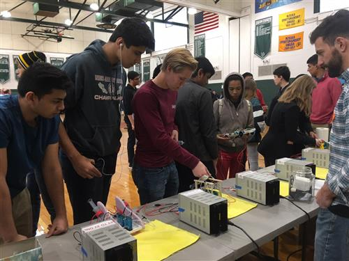 Fuel Cell Car Challenge