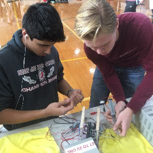BHS Engineering Students Compete