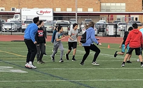 JHS & Lincoln Park 8th Grade Field Day