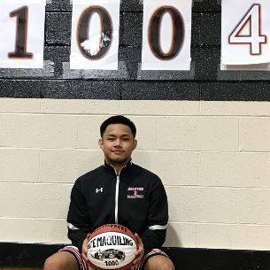 1000th Career Point!
