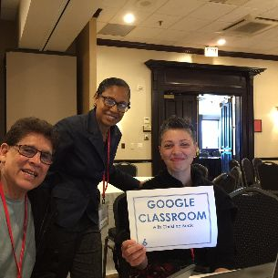 BHS Teacher Speaks at Annual FLENJ Conference