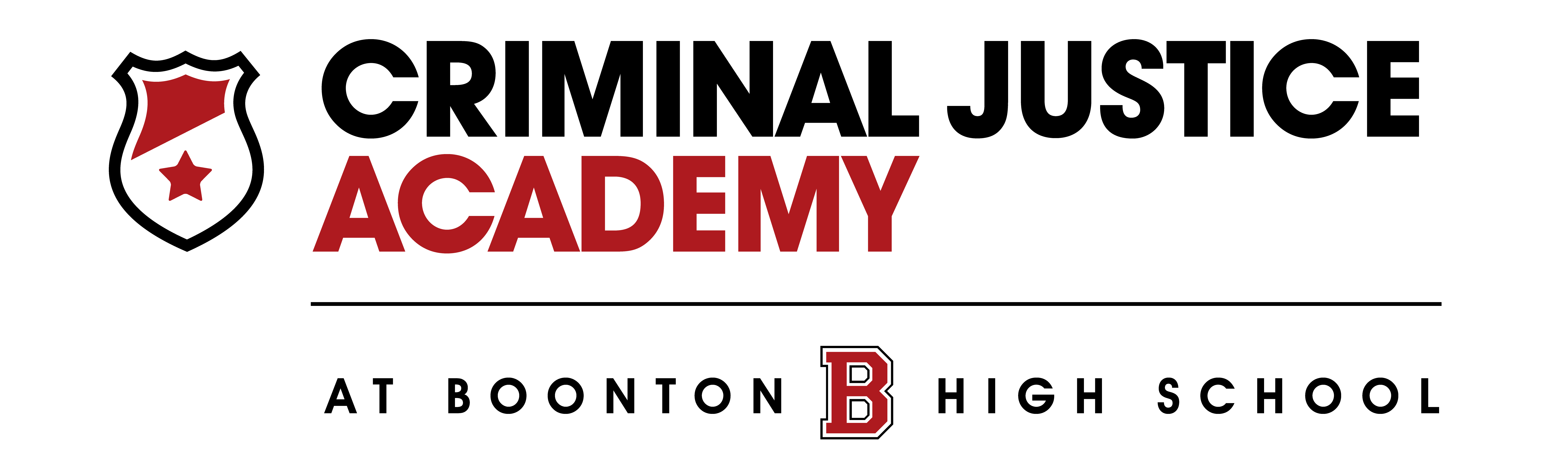 Criminal Justice Academy logo
